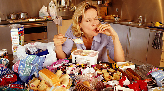 Emotional eating: Hungry, or sad?