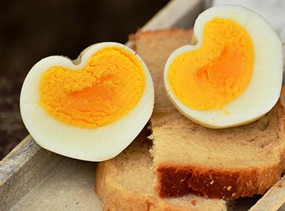 Eggs are 'Egg'cellent