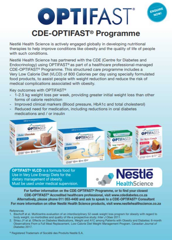 Optifast Weight Loss Program